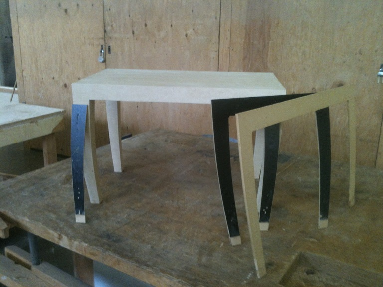 Monocoque Bench